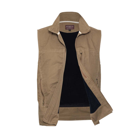 Just Country Joshua Vest Khaki