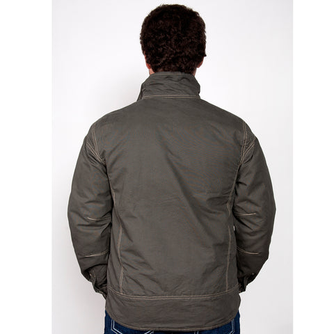 Just Country Joshua Jacket Stone MCOJ1915 back