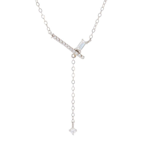 Montana Silversmiths The Crossing Y Necklace NC4528