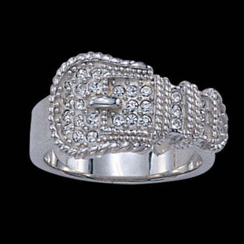 Montana Silversmiths Bling Buckle Ring RG61103