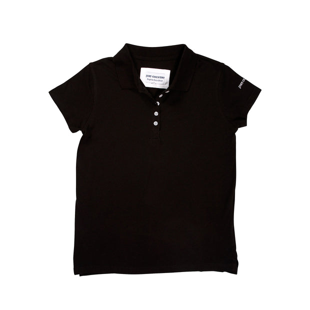 Women's - Sophie Polo Black WCSP1400
