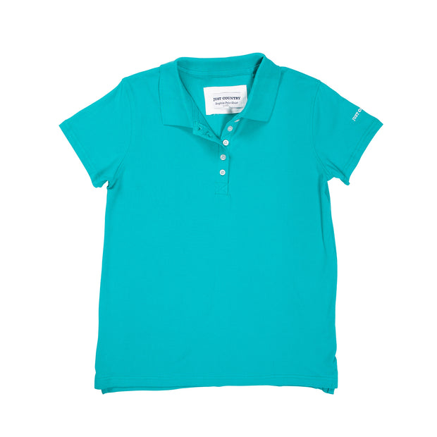 Women's - Sophie Polo Turquoise WCSP1406