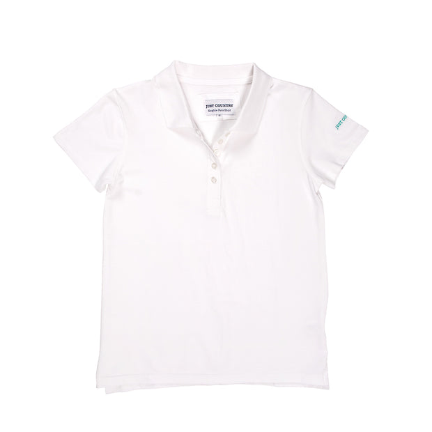 Women's - Sophie Polo White WCSP1407