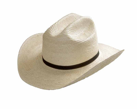 Sunbody Hats Kids Cattleman Natural