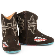 Tin Haul Infant Shark Mini 14-016-0007-1675 BR boots