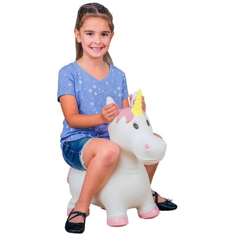 Big Country Toys Lil Bucker™ Unicorn 472 riding toy