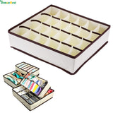 Storage Box - 24 cell fabric compartments!