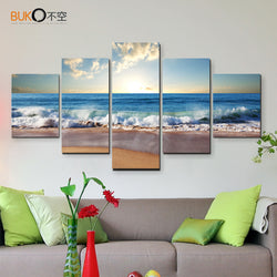 Canvas Art - 5 pc set