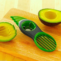 Avocado Slicer, Pitter and Splitter - 3-in-1!