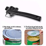 Can Opener -  Smooth Edge Opener!