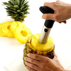 Pineapple Peeler and Corer