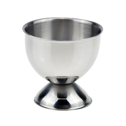 4 Pcs/lot Stainless Steel Egg Cups Holder Stand