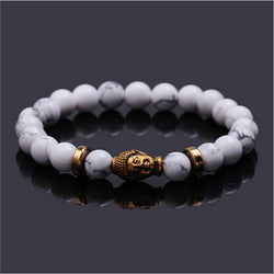 FREE GOLDEN BUDDHA HEAD ENERGY BRACELET