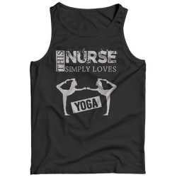 Limited Edition - This Nurse Simply Loves Yoga