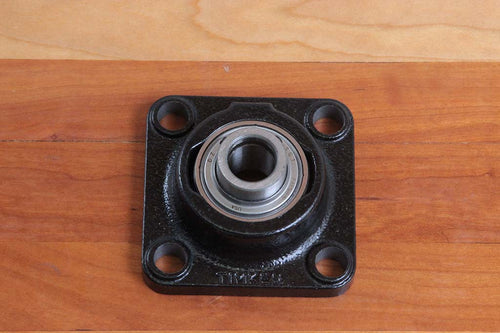 Bearing- 4 bolt flange
