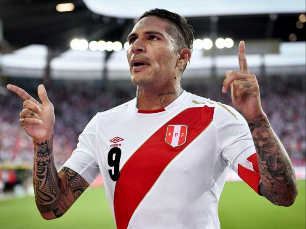 Paolo Guerrero's Path to the World Cup