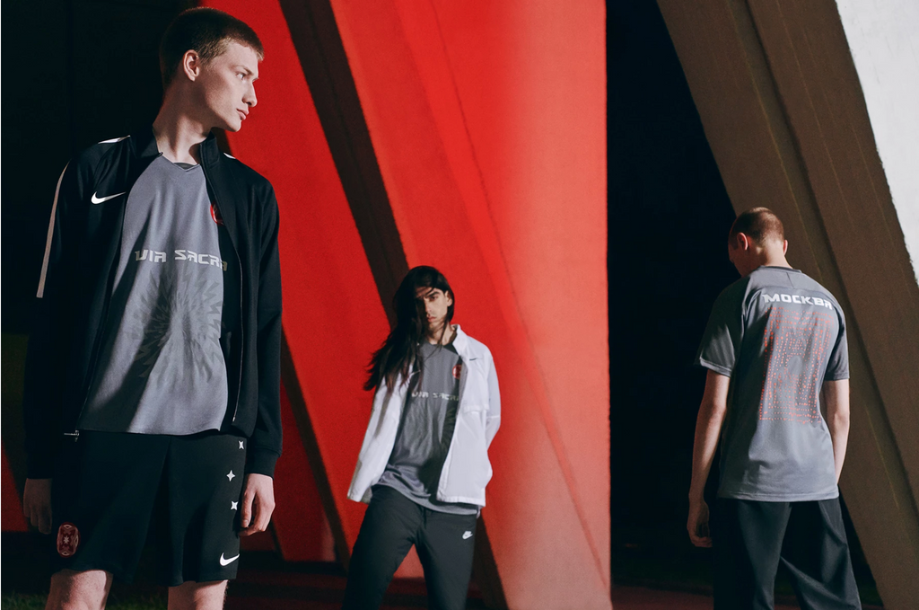 Nike First Russia-Themed Collection,