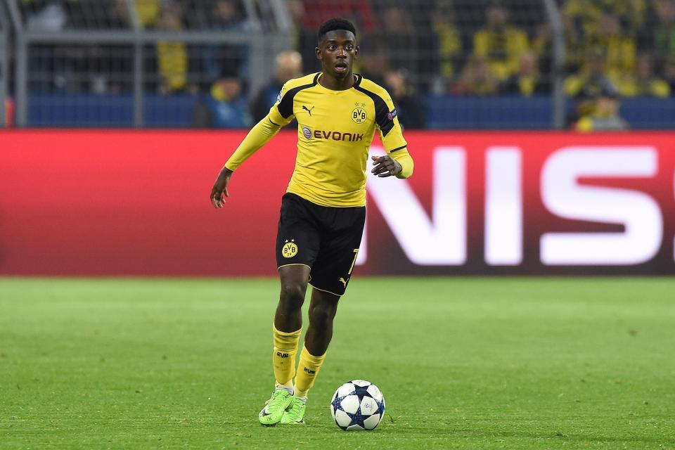 Ousmane Dembele, could he be the answer?