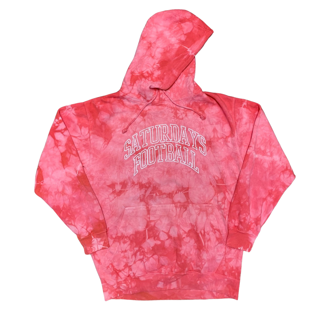 Crystal Wash Hoodie - Saturdays Football
