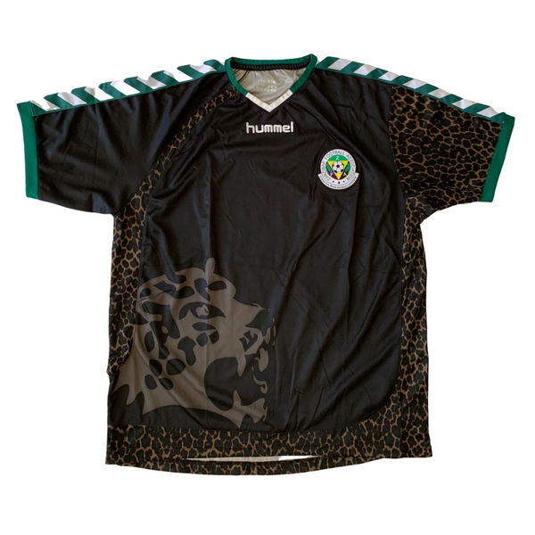 Zanzibar National Team 2008/09 Hummel Jersey