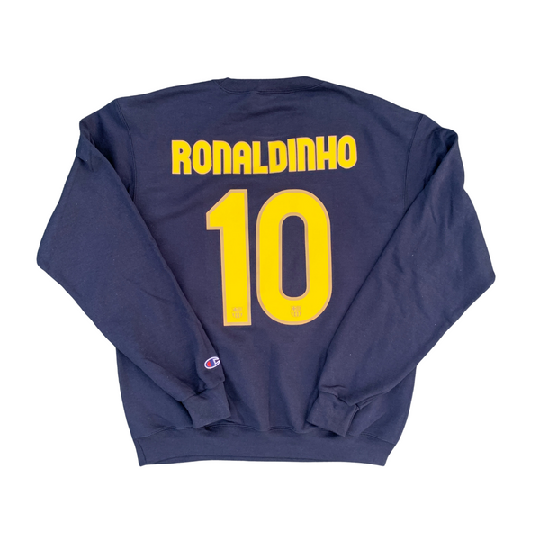 Navy Blue #10 Limited Release Champion Crewneck