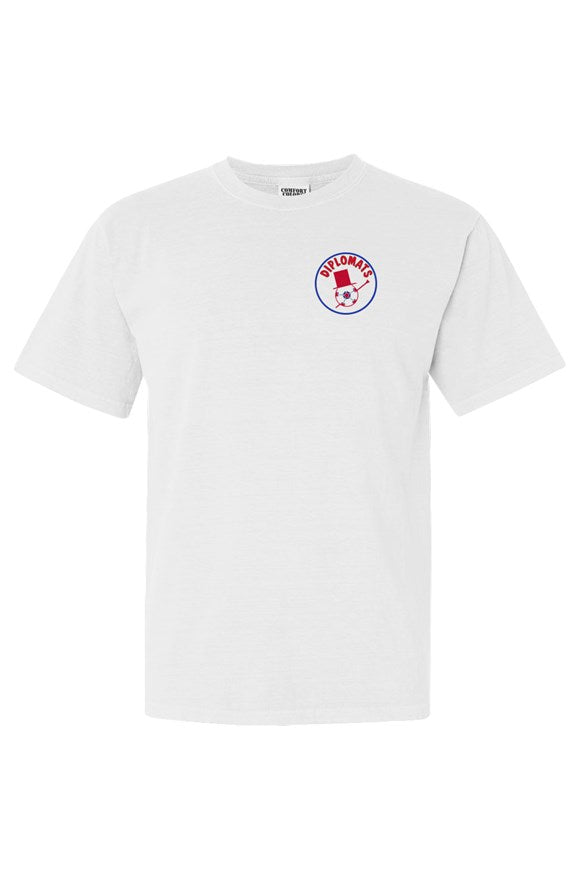Diplomats Embroidered T-Shirt