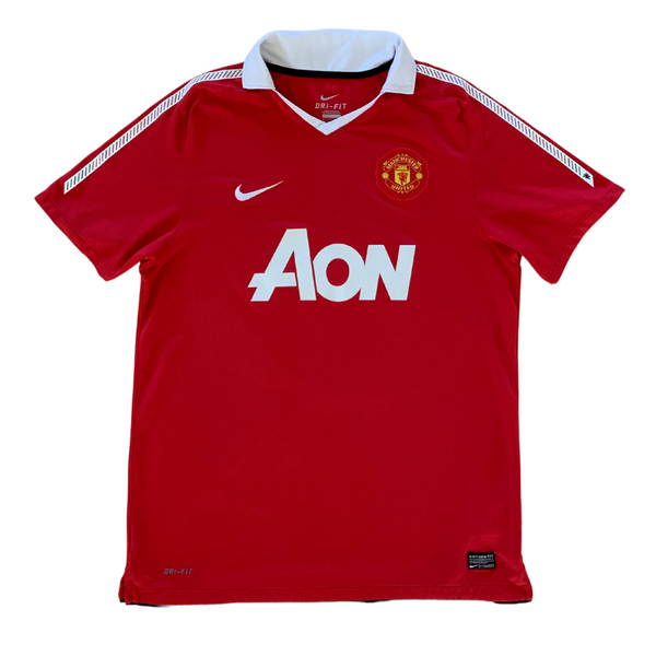 Manchester United 2010/11 Home Nike Jersey