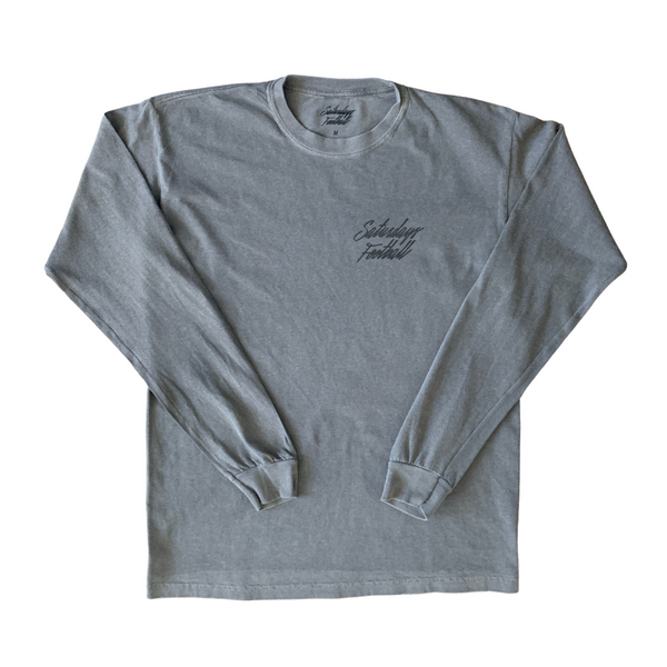 #80 Long Sleeve - Pepper