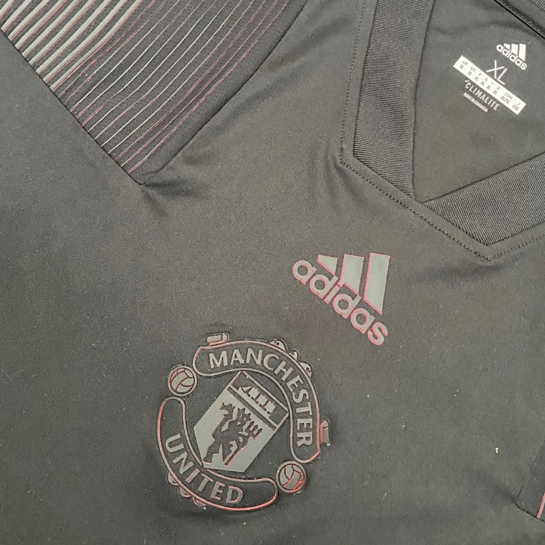 Manchester United Warm Up Adidas Jersey