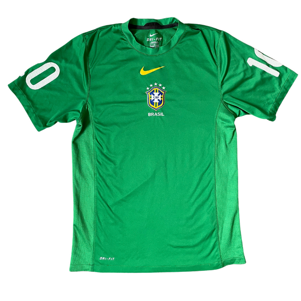 Brasil WorldCup 2010 Trainings Nike Jersey