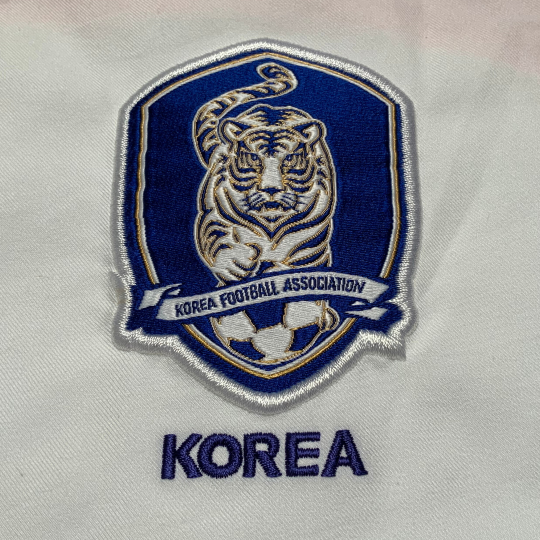 South Korea 2004/06 Away Nike Jersey