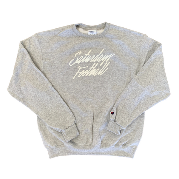 #10 Limited Release Champion Crewneck