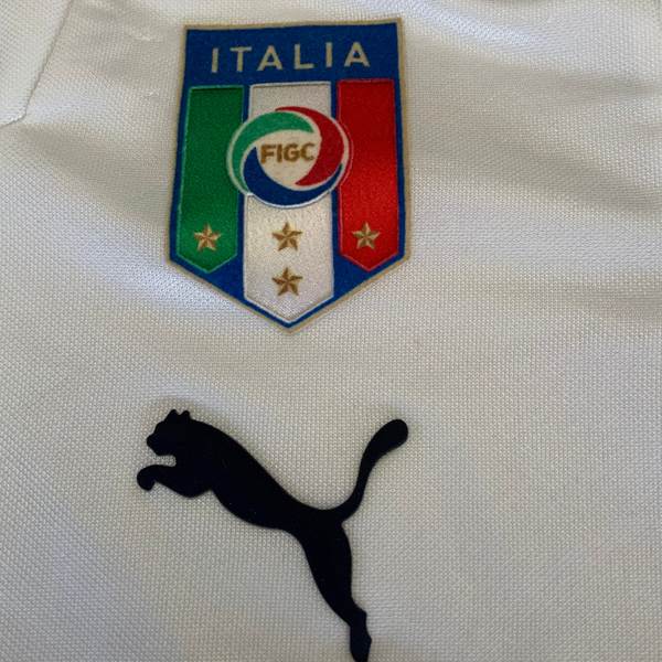 Italy National Team 2007 Away Puma Jersey