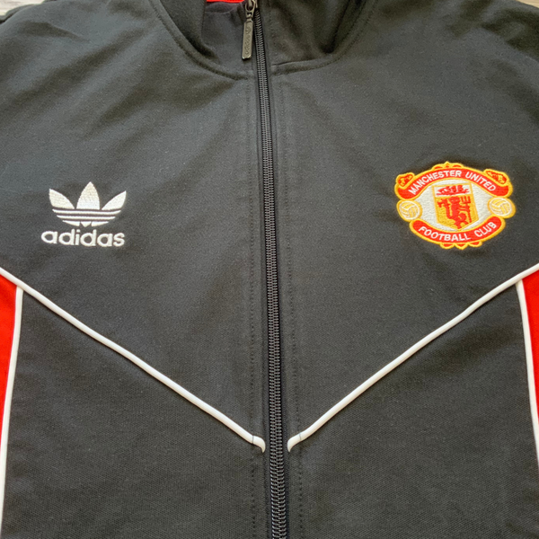 Manchester United Presentation Adidas Jacket