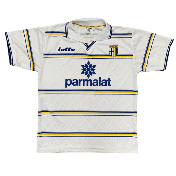 Parma A.C. 1998/99 Away Lotto Jersey