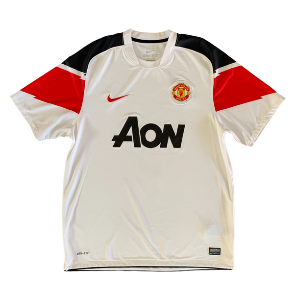 Manchester United 2010/11 Away Nike Jersey