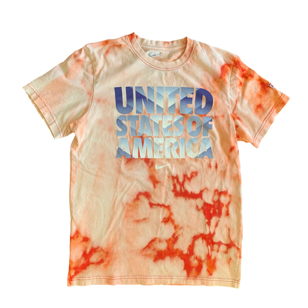 US Soccer Acid Wash