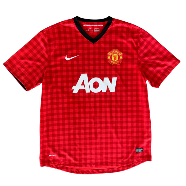 Manchester United 2012/13 Home Nike Jersey