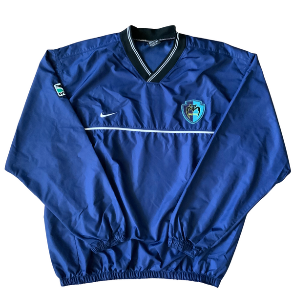 RARE Tampa Bay Mutiny Warm-Up Nike Top