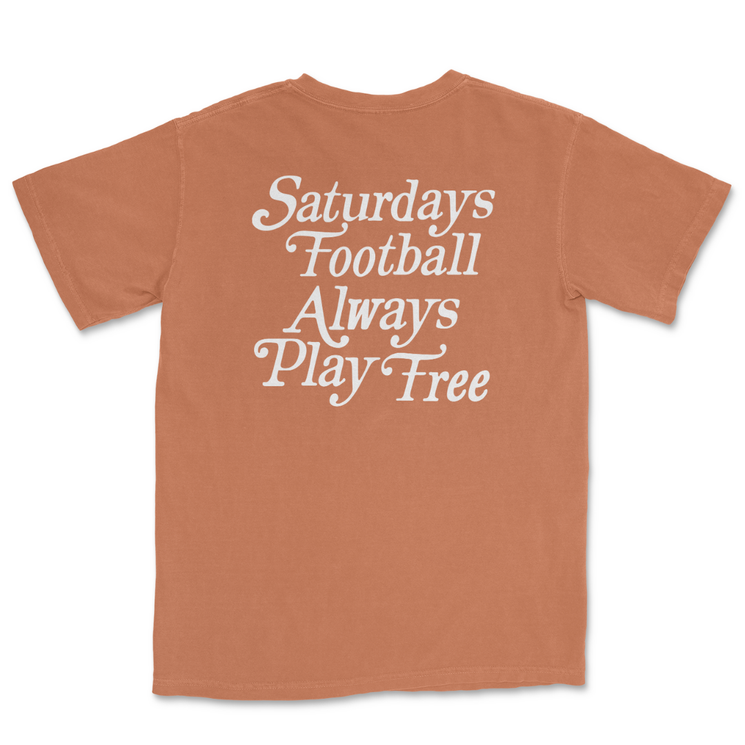 Saturdays Football Always Play Free - Yam