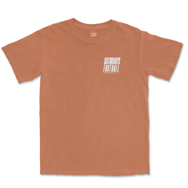 PIgment Dyed Sprint Tee - Yam