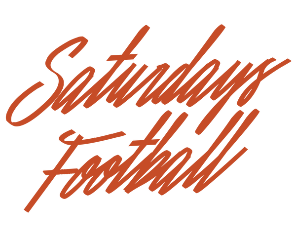 Saturdays Football USA T-Shirt - Clay
