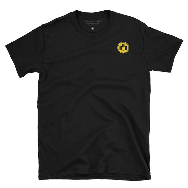 Dortmund Minimalist Badge T-Shirt