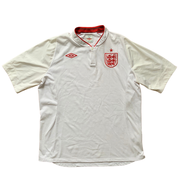 England National Team 2012/13 Home Umbro Jersey