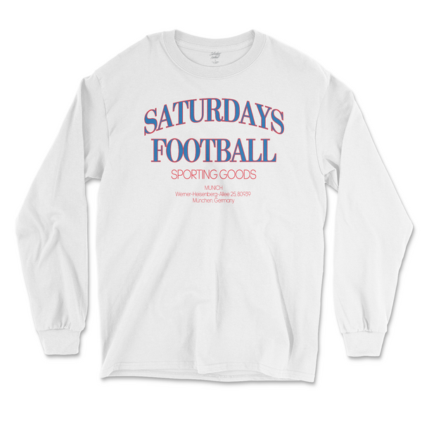 Saturdays Football Sporting Goods Munich Long Sleeve