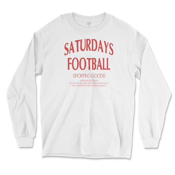 Sporting Goods Manchester Shop Long Sleeve