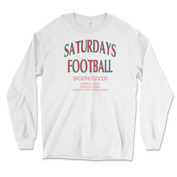 Sporting Goods Liverpool Long Sleeve