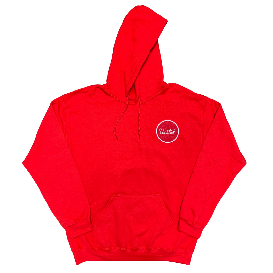 United Chainstitched Hoodie