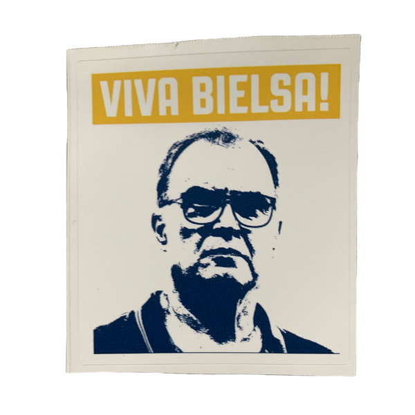 Viva Bielsa! Sticker