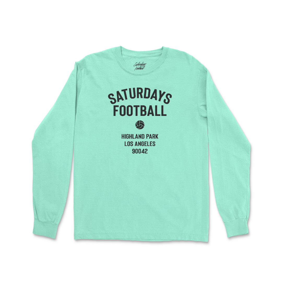 90042 Spring Long Sleeve - Island Reef